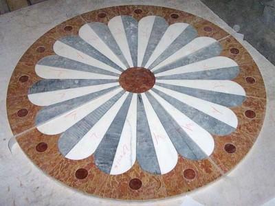 Indian Marble Floor