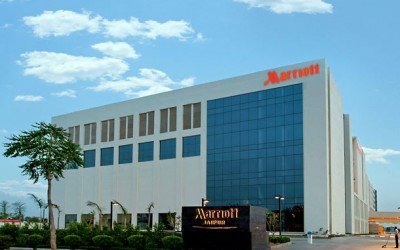 Marriot Hotel Jaipur