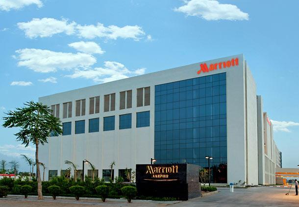 Marriot Hotel Jaipur