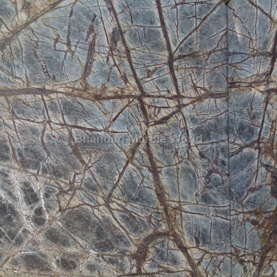 Rain forest grey marble
