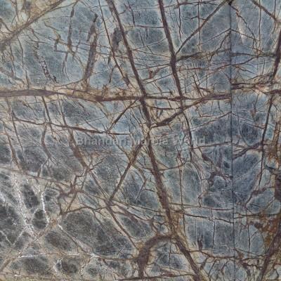 Rain forest grey marble