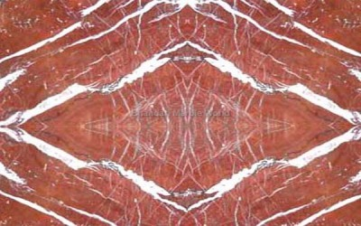 Red Italian Marble