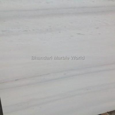 White Albeta marble