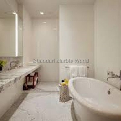 Indian statuario bath room marble