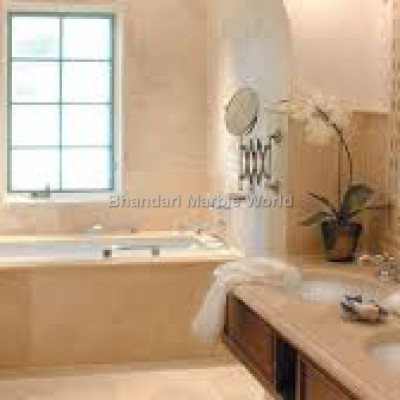 beige colour marble