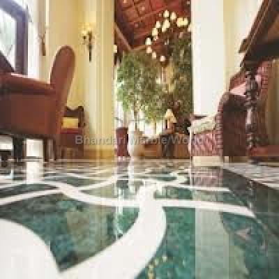 Entrance lobby Marble