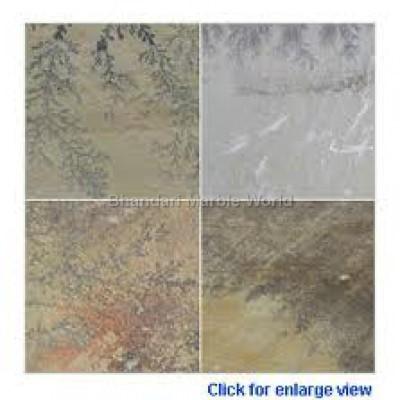Fossil Flag Sand Stone