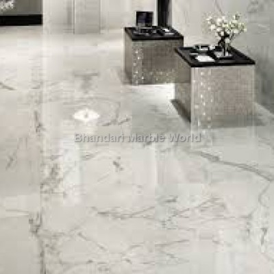 Indian statuario flooring marble