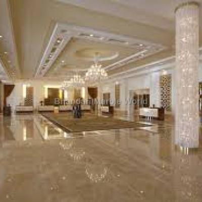 lobby of meriott