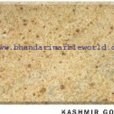 KASHMIR GOLD Marble