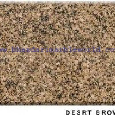 Desrt Brown Marble