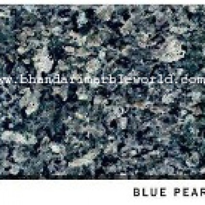 Blue Pearl Marble