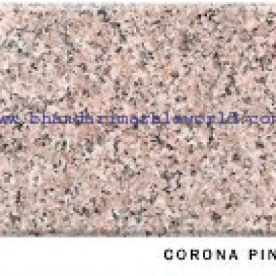 Corona pink Marble