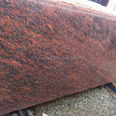 red furfuri marble