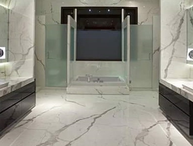 This image has an empty alt attribute; its file name is marble-floor-tile.jpg